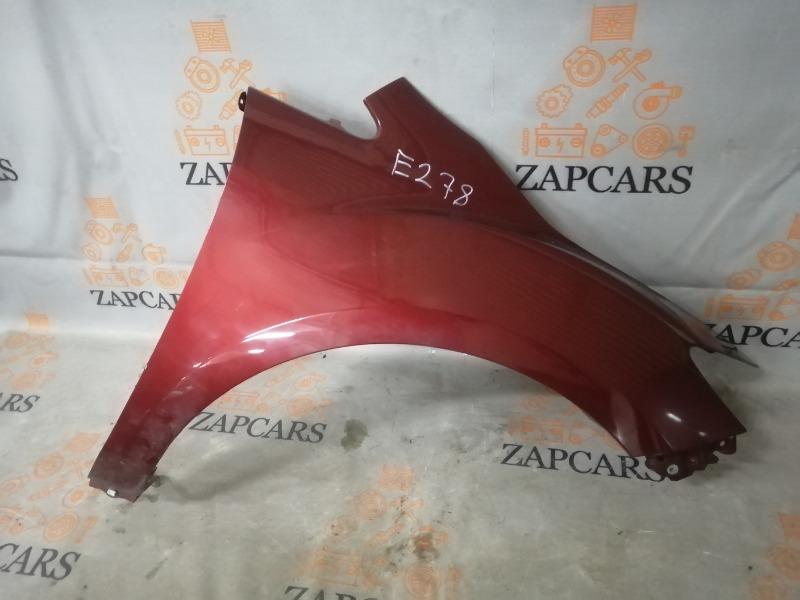 Крыло Mazda Cx-7 L3-VDT 2008 переднее правое (б/у)
