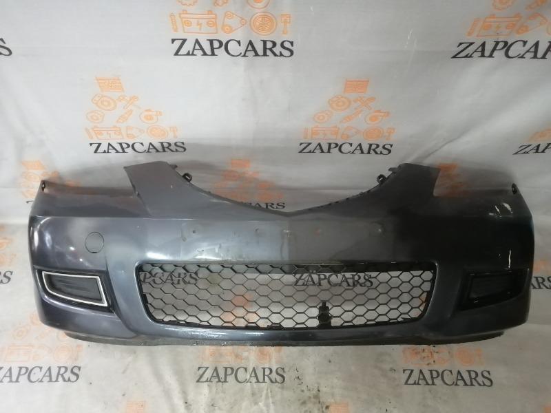 Бампер Mazda 3 BK Z6 2007 передний (б/у)