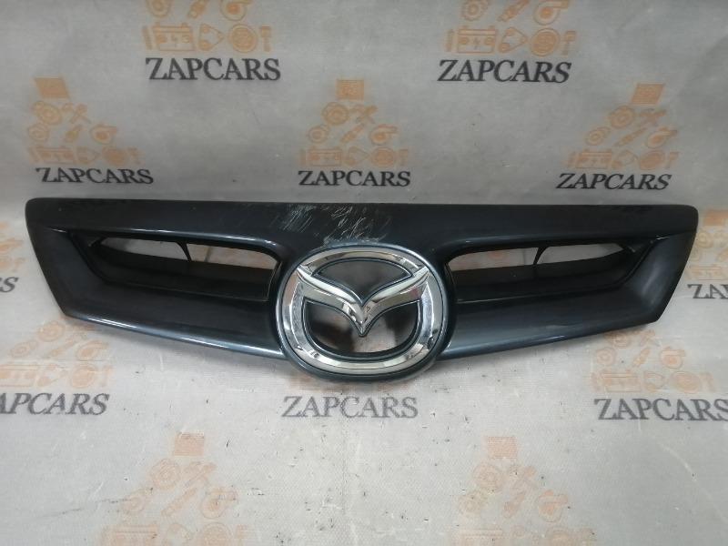Решетка радиатора Mazda 3 BK Z6 2009 (б/у)