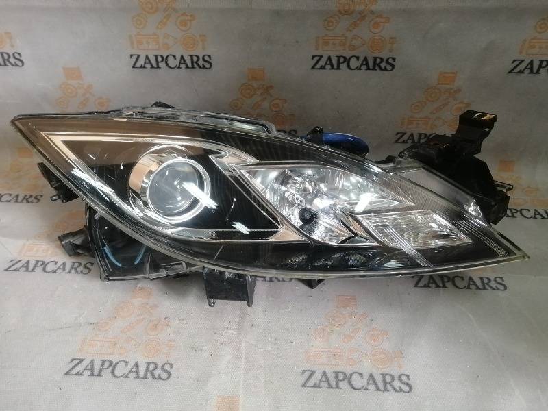 Фара Mazda 6 GH L5VE 2009 правая (б/у)