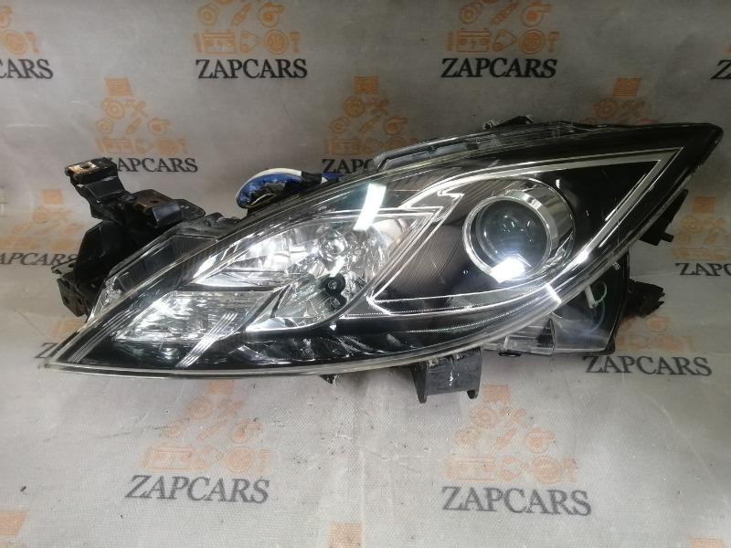 Фара Mazda 6 GH L5VE 2009 левая (б/у)
