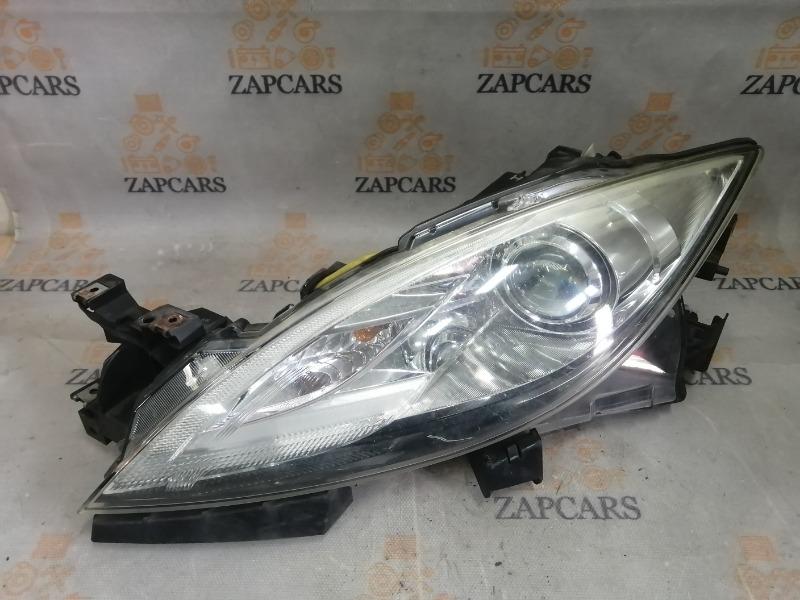 Фара Mazda 6 GH 2011 левая (б/у)