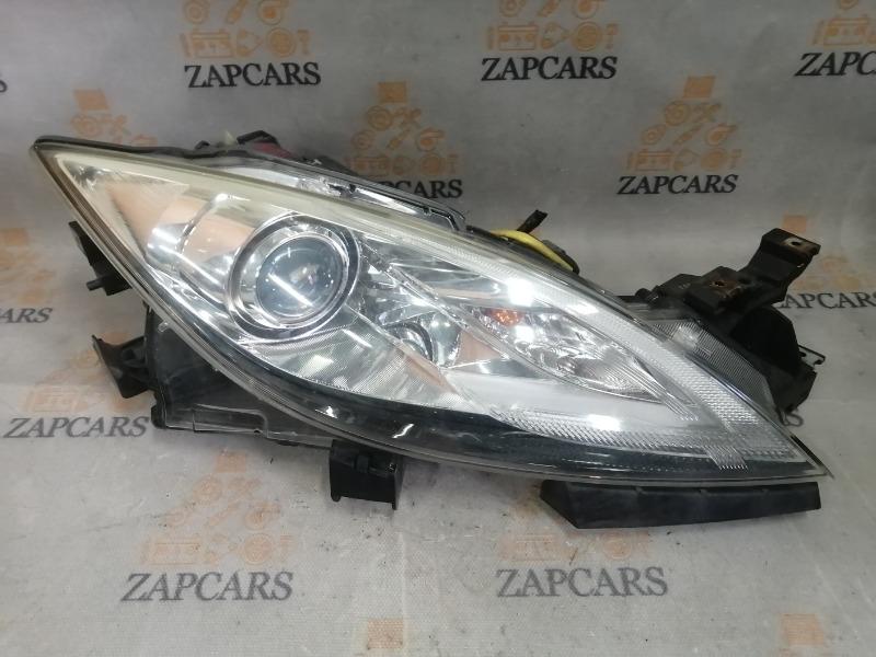 Фара Mazda 6 GH 2011 правая (б/у)