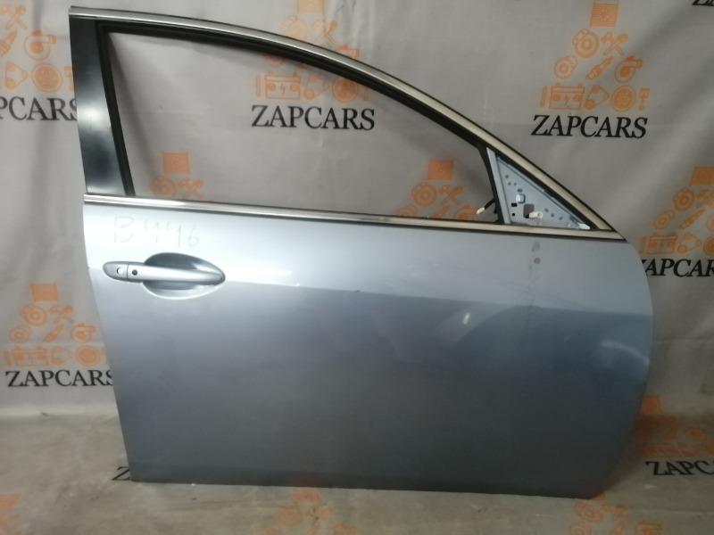 Дверь Mazda 6 GH 2011 передняя правая (б/у)