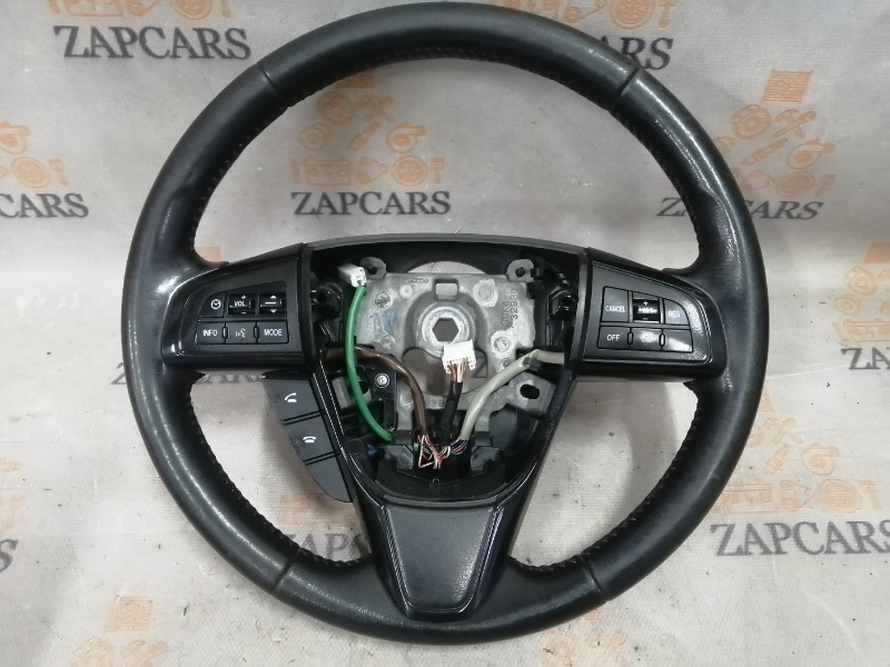 Руль Mazda 6 GH 2011 (б/у)