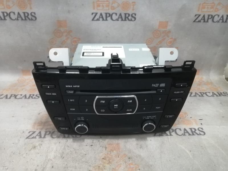 Магнитола Mazda 6 GH 2011 (б/у)