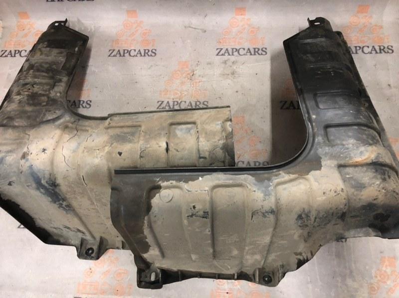 Пыльник двигателя Hyundai Solaris 2014 (б/у)