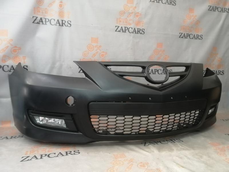 Бампер Mazda 3 BK SPORT 2007 передний