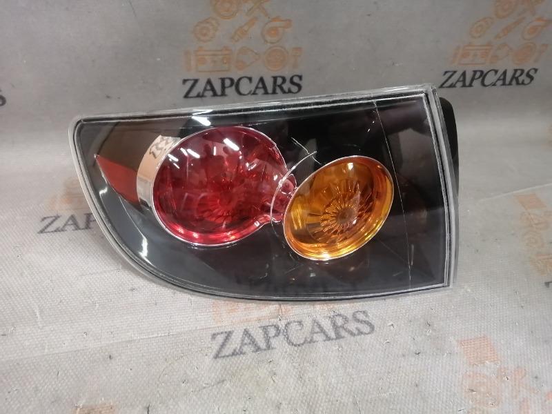 Фонарь Mazda 3 BK левый