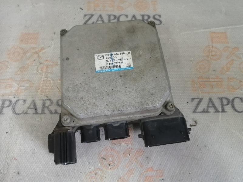 Блок управления рулевой рейкой Mazda 6 GH 2011 (б/у)