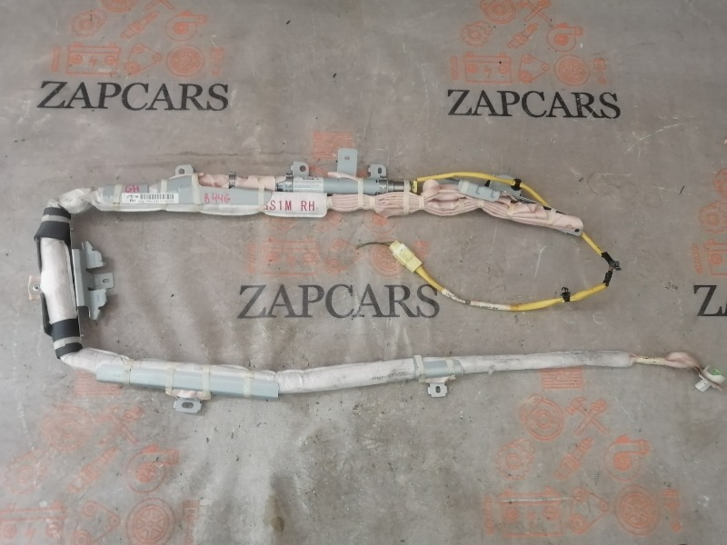 Подушка безопасности боковая Mazda 6 GH 2011 правая (б/у)