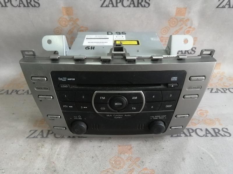 Магнитола Mazda 6 GH L5VE 2009 (б/у)