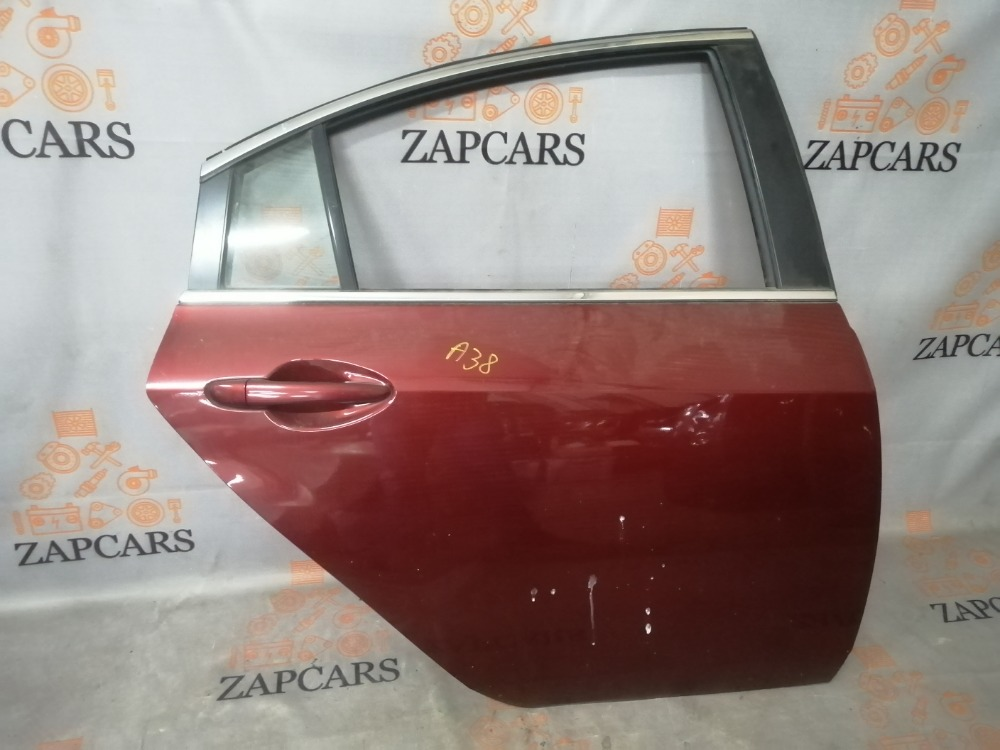 Дверь Mazda 6 GH L8 2010 задняя правая (б/у)