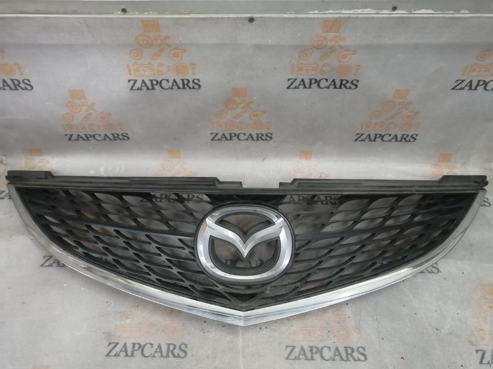 Решетка радиатора Mazda 6 GH L8 2010 (б/у)