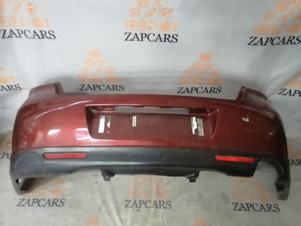 Бампер Mazda 6 GH L8 2010 задний (б/у)