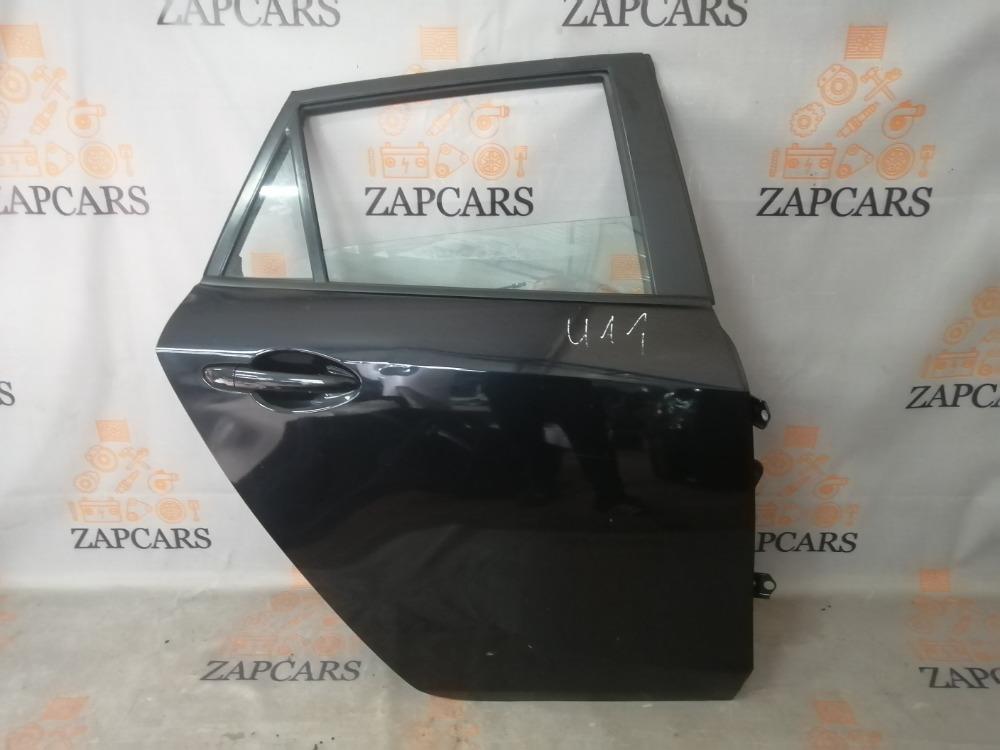 Дверь Mazda 3 BL Z6 2011 задняя правая (б/у)