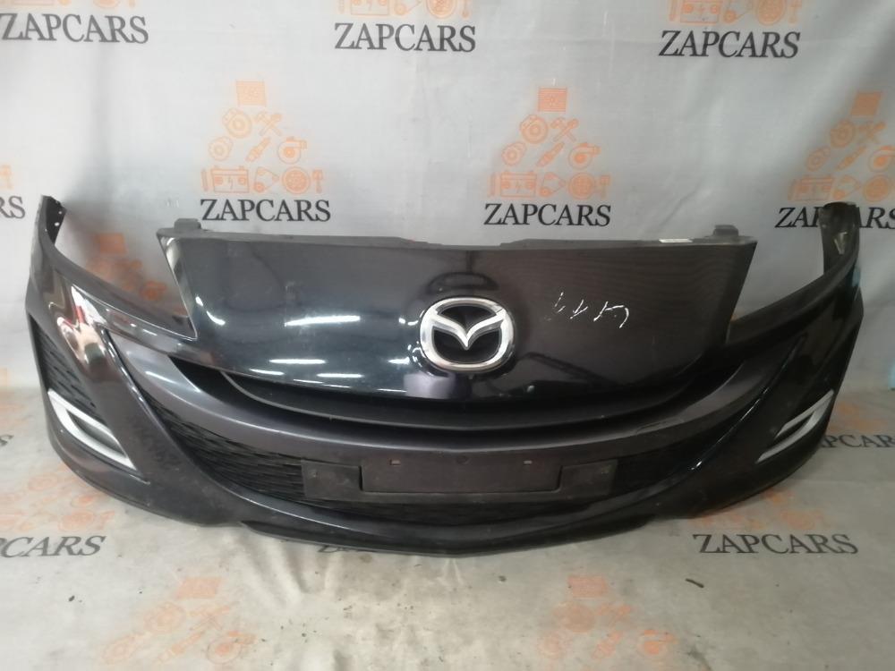 Бампер Mazda 3 BL Z6 2011 передний (б/у)
