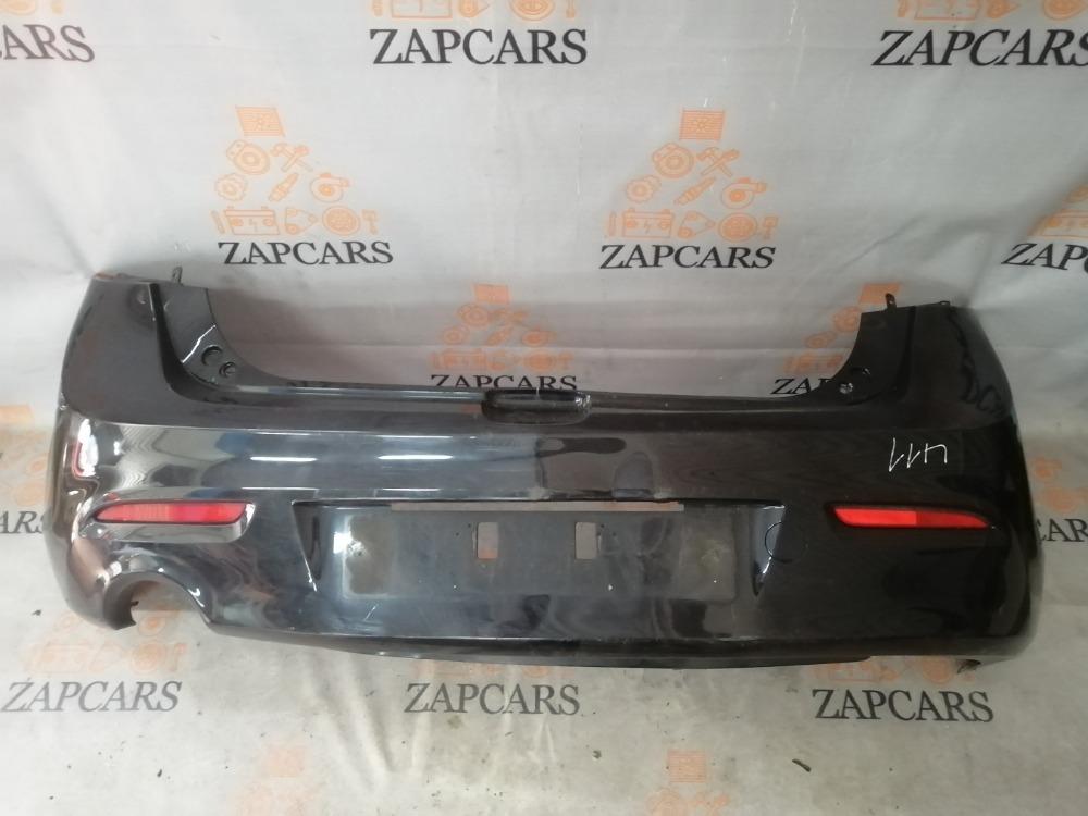 Бампер Mazda 3 BL Z6 2011 задний (б/у)