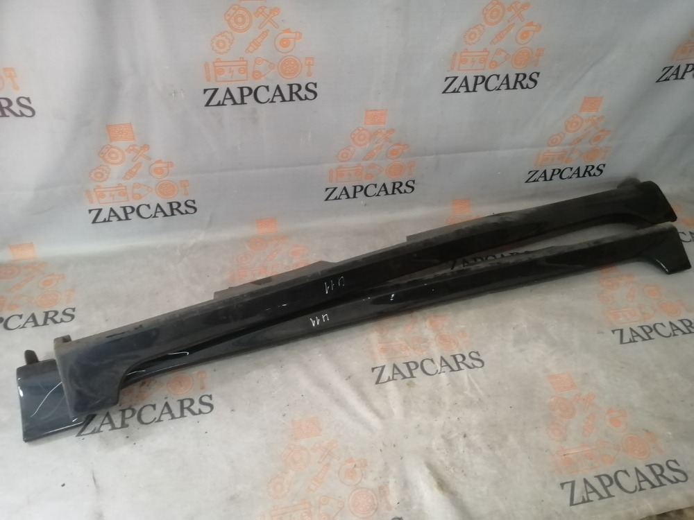 Накладки на пороги Mazda 3 BL Z6 2011 (б/у)