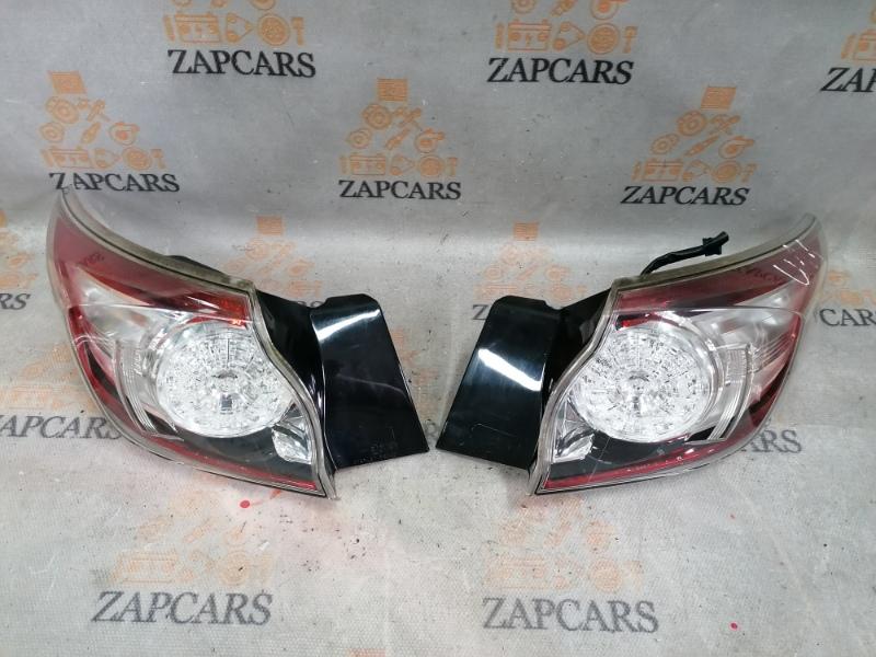Фонари Mazda 3 BL Z6 2011 (б/у)