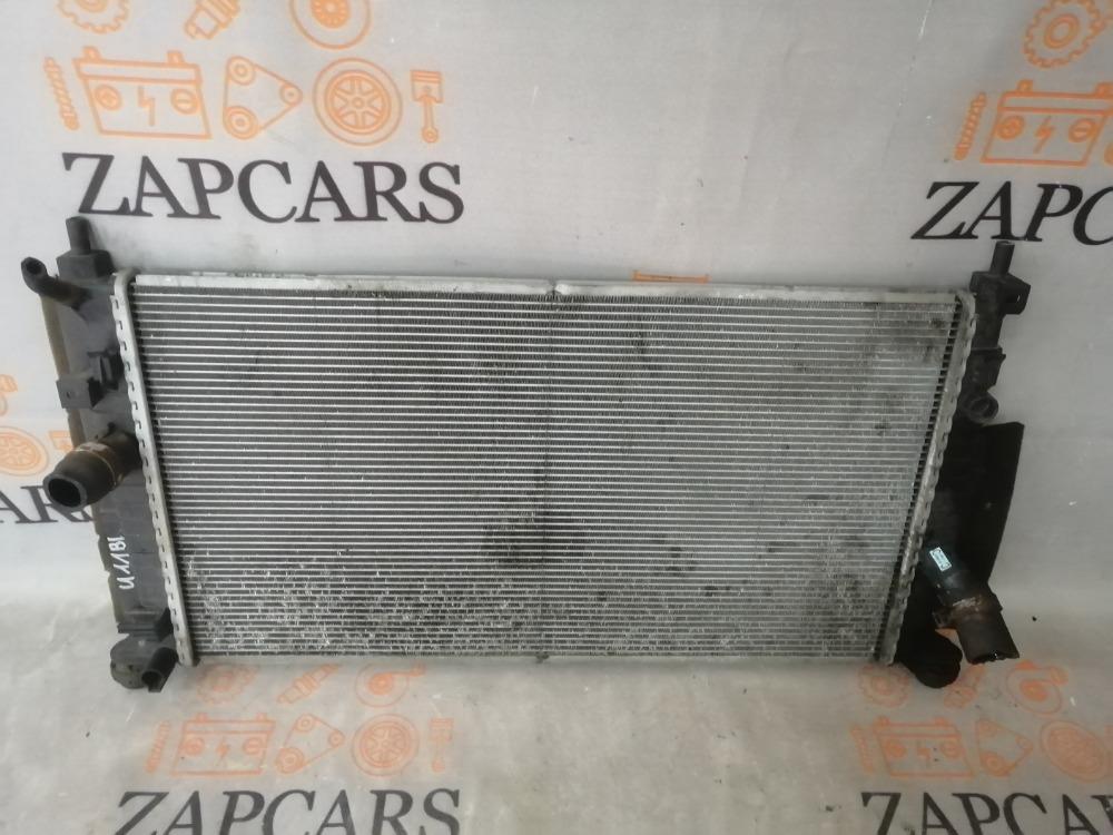 Радиатор двс Mazda 3 BL Z6 2011 (б/у)