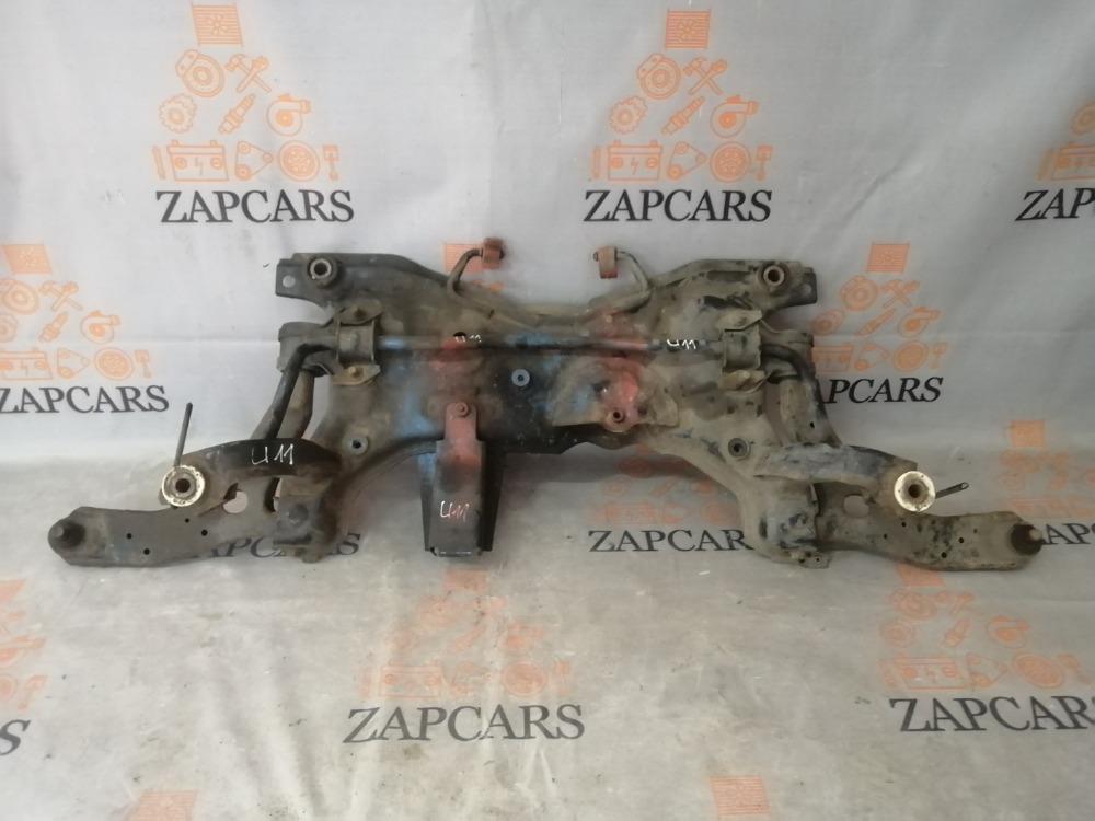 Подрамник Mazda 3 BL Z6 2011 передний (б/у)