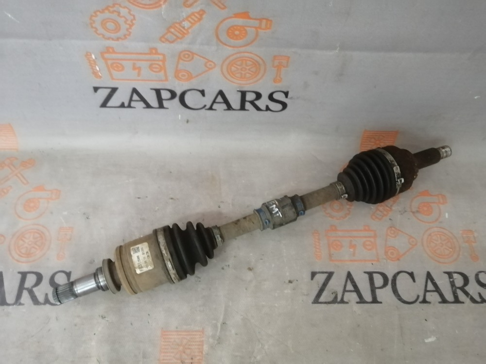 Привод Mazda 3 BL Z6 2011 левый (б/у)