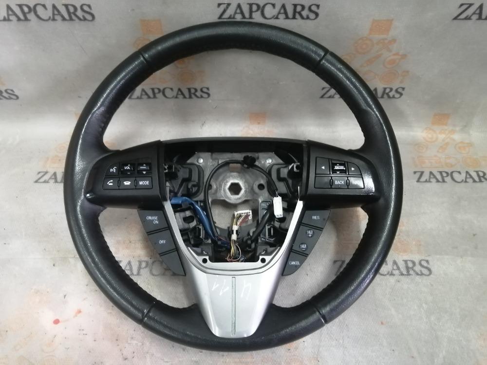 Руль Mazda 3 BL Z6 2011 (б/у)