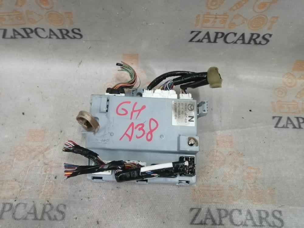 Блок комфорта Mazda 6 GH L8 2010 (б/у)