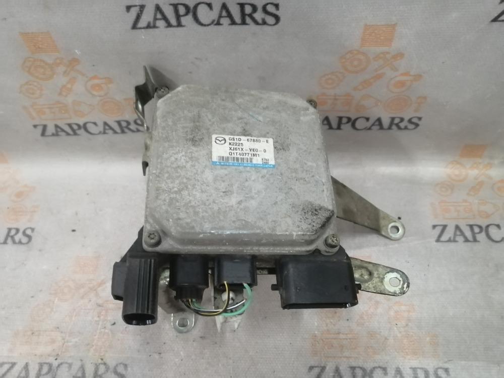 Блок управления рулевой рейкой Mazda 6 GH L8 2010 (б/у)