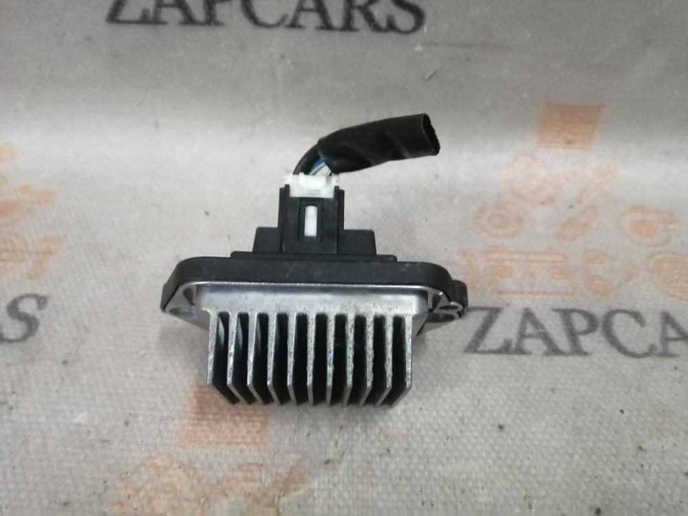 Реостат печки Mazda 6 GH L8 2010 (б/у)