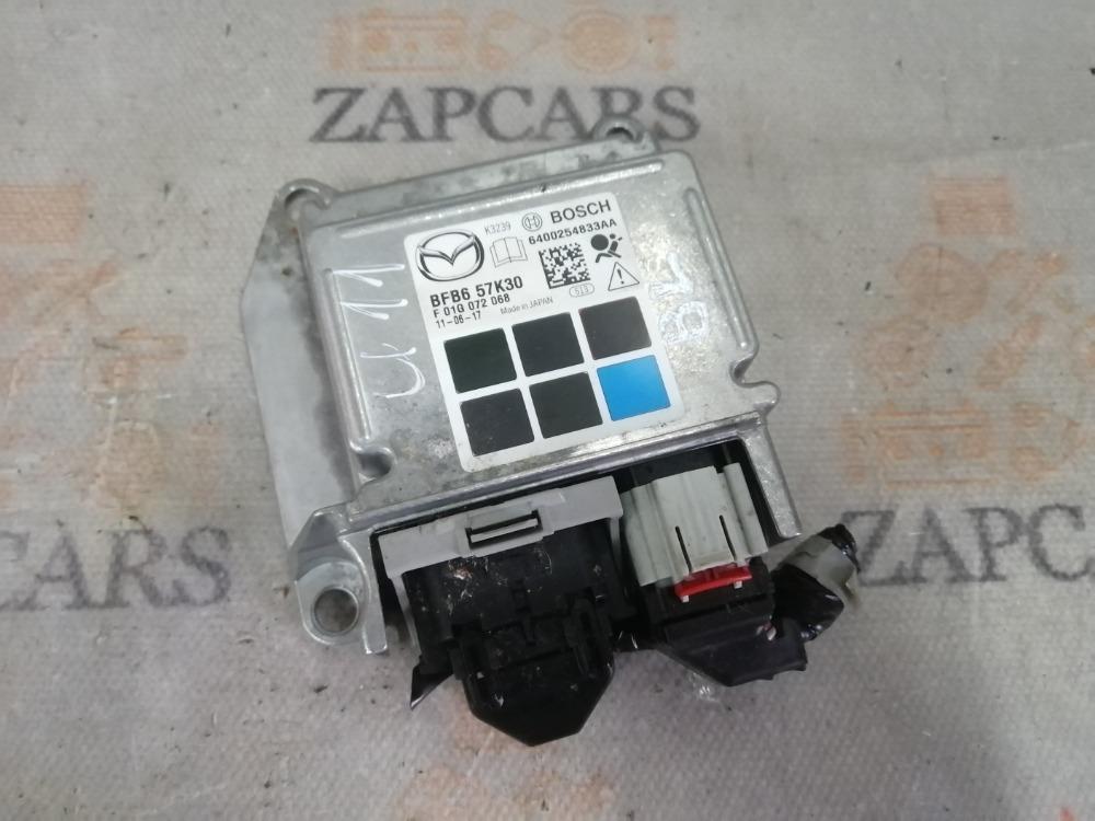 Блок srs Mazda 3 BL Z6 2011 (б/у)