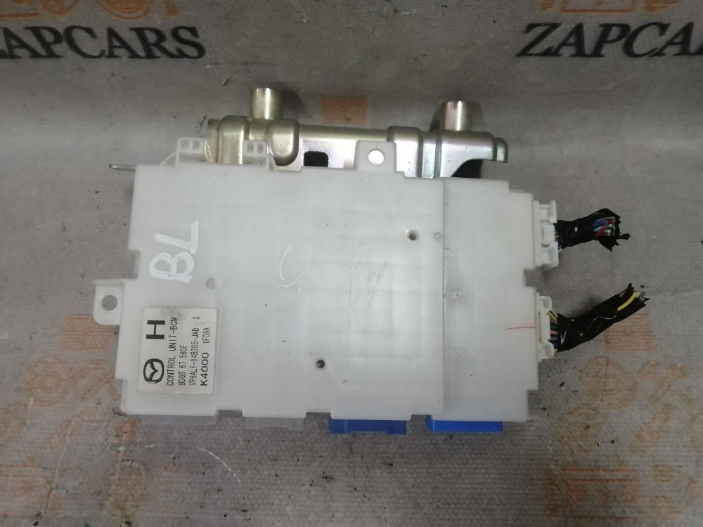 Блок комфорта Mazda 3 BL Z6 2011 (б/у)