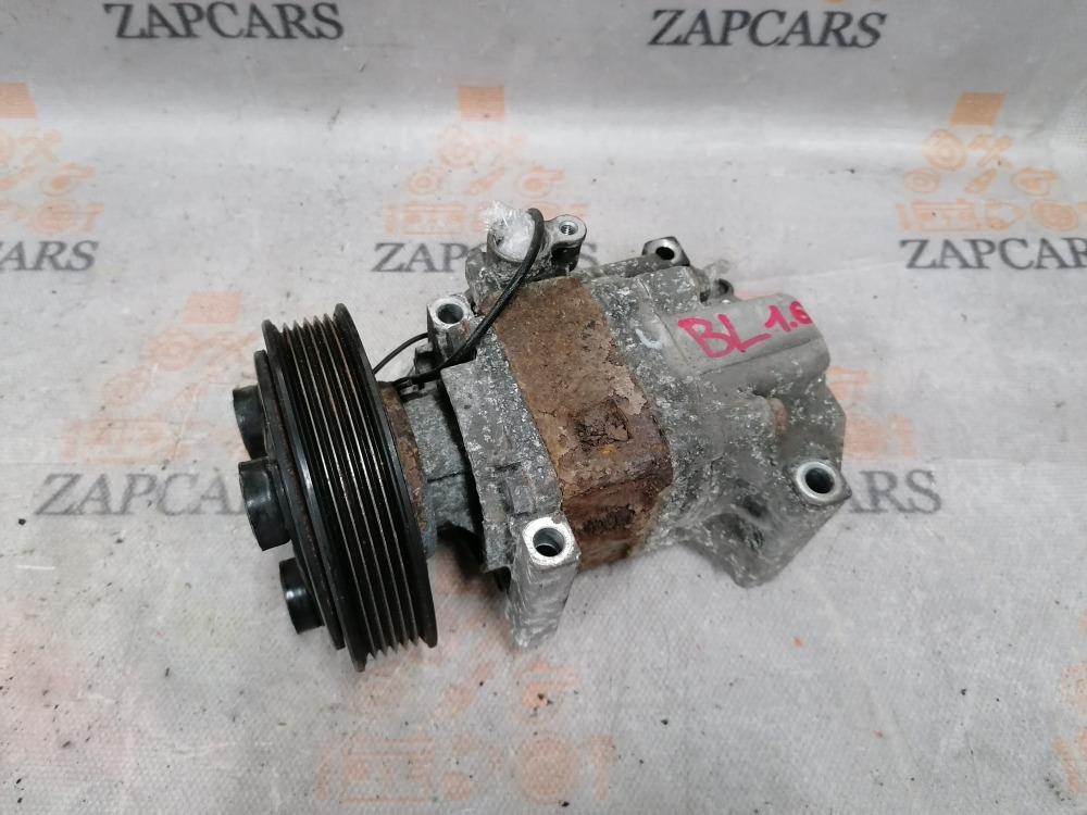 Компрессор кондиционера Mazda 3 BL Z6 2011 (б/у)