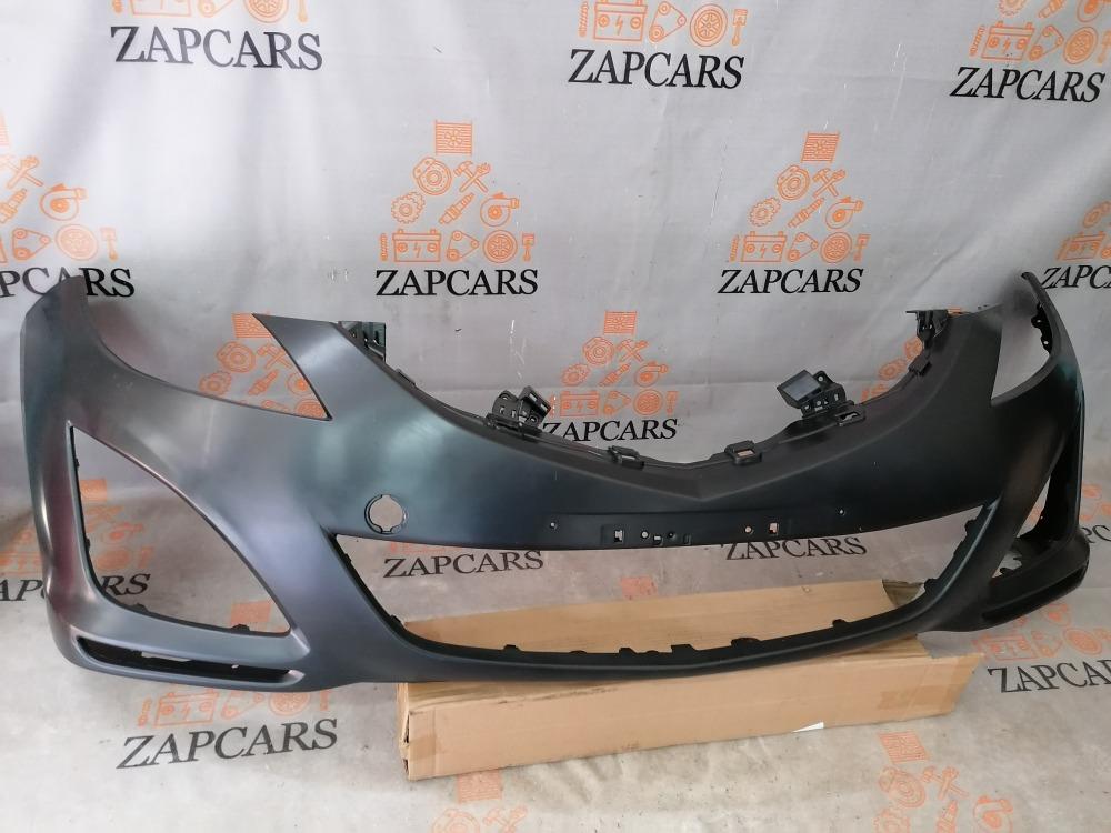 Бампер Mazda 6 GH 2010 передний