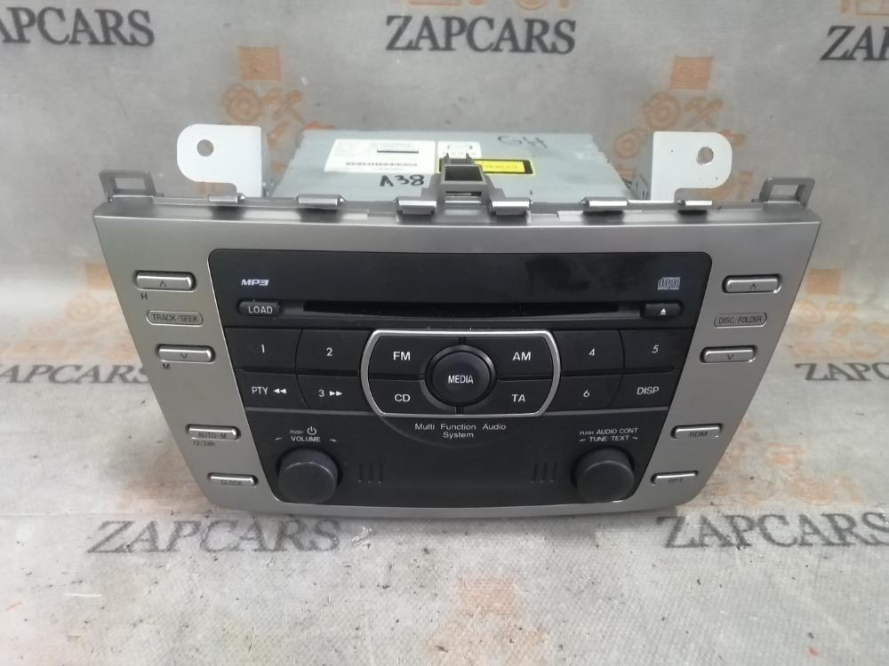 Магнитола Mazda 6 GH L8 2010 (б/у)