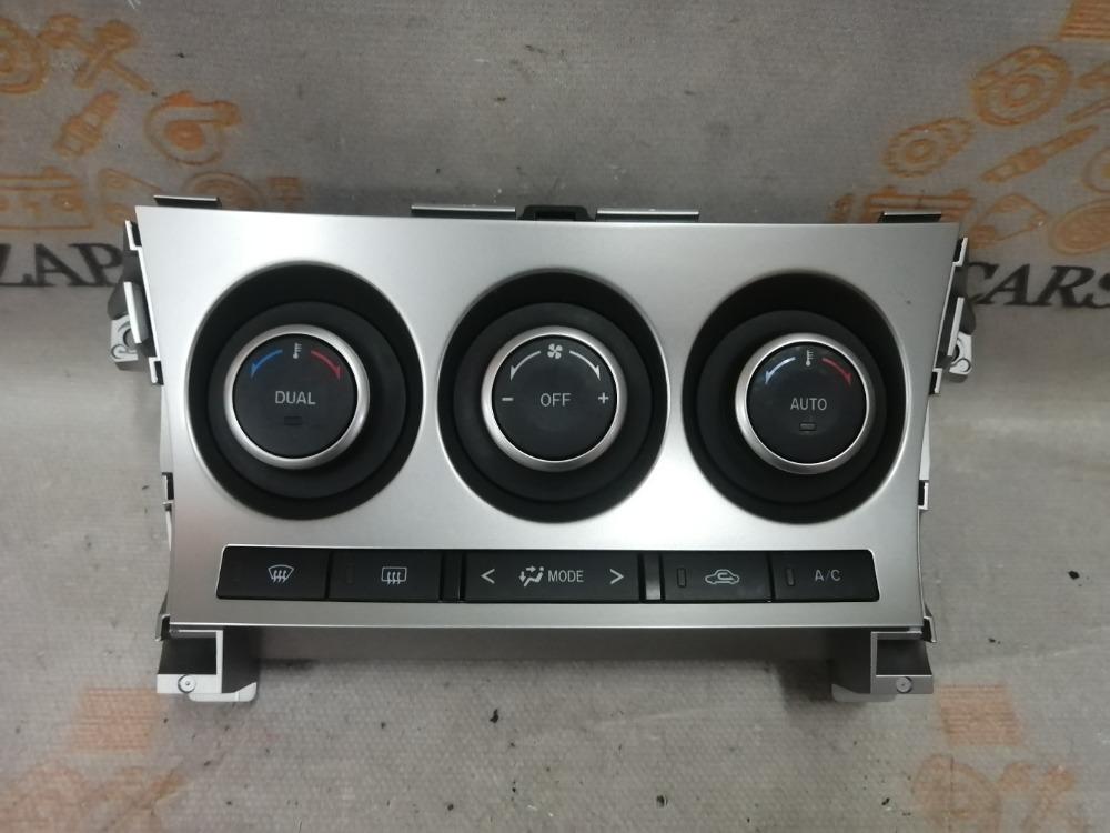 Блок управления климат-контролем Mazda 3 BL Z6 2011 (б/у)