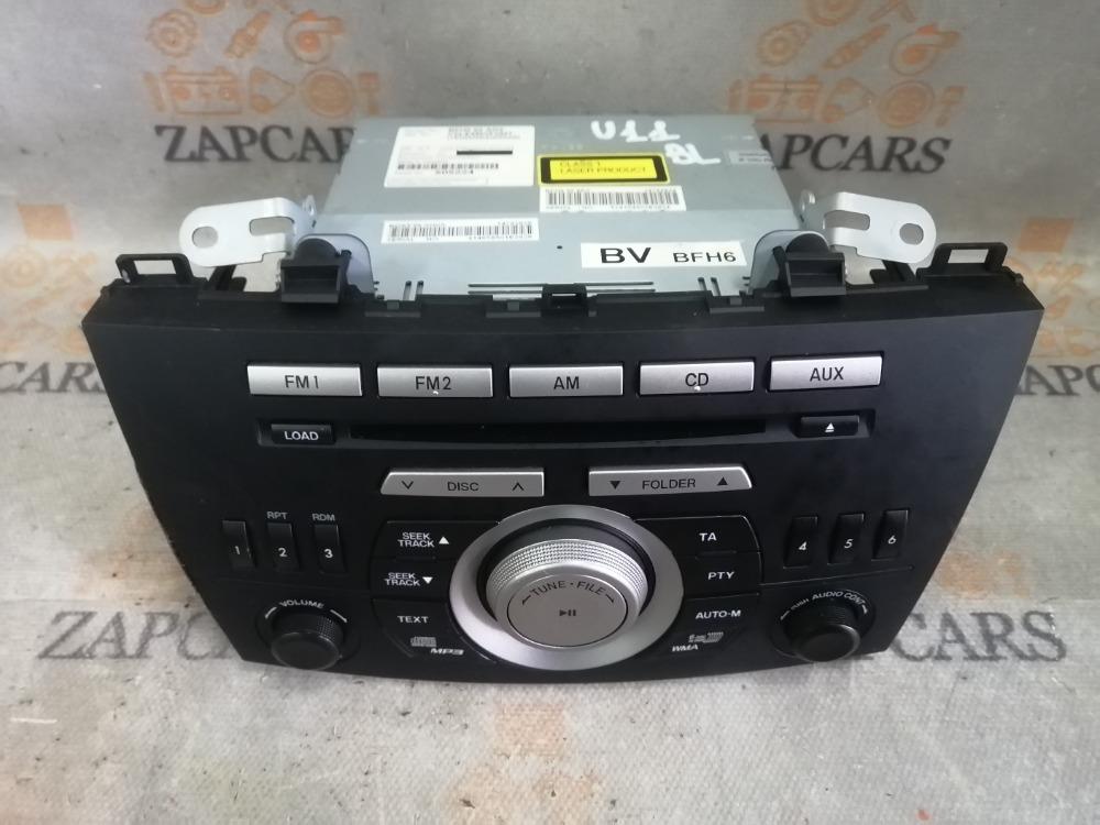Магнитола Mazda 3 BL Z6 2011 (б/у)