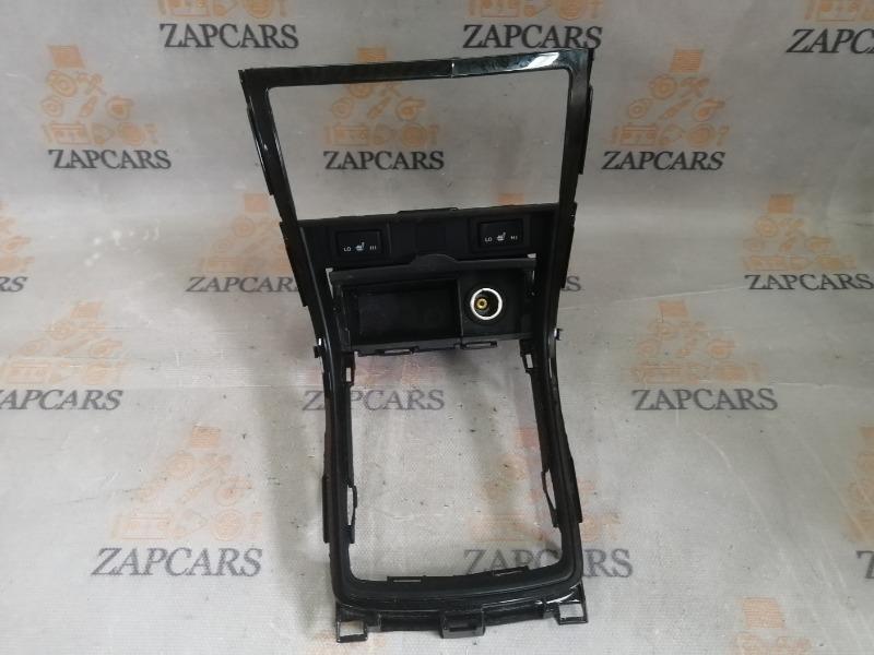 Консоль кпп Mazda 6 GH 2011 (б/у)