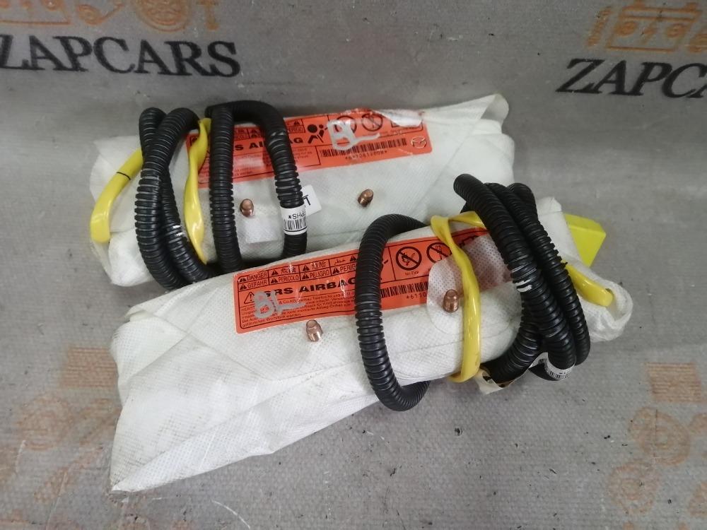 Подушка безопасности в сиденье Mazda 3 BL Z6 2011 (б/у)