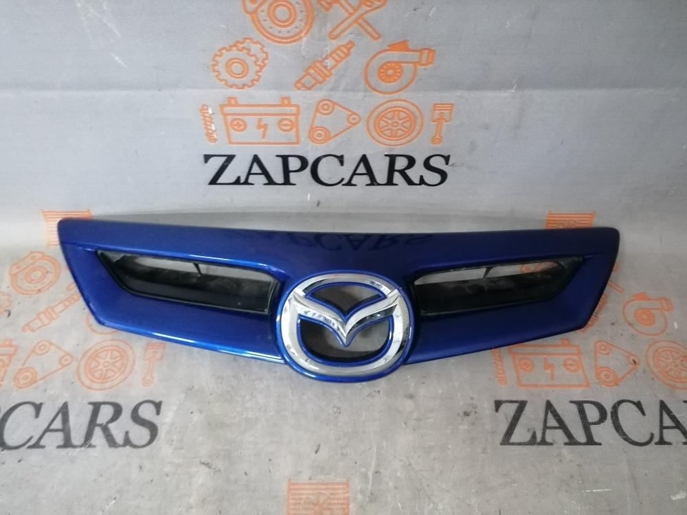 Решетка радиатора Mazda 3 BK Z6 2008 (б/у)