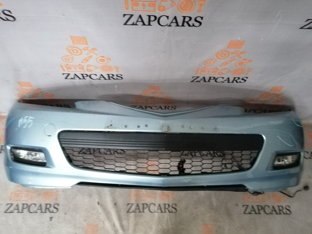 Бампер Mazda 3 BK Z6 2008 передний (б/у)