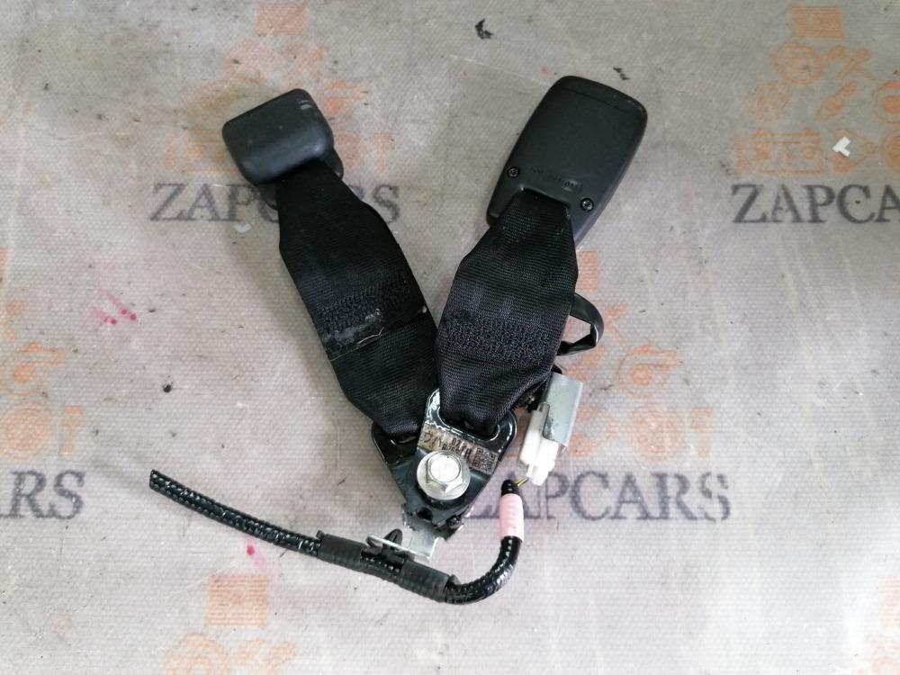 Ответная часть ремня безопасности Mazda 3 BK Z6 2008 задняя (б/у)
