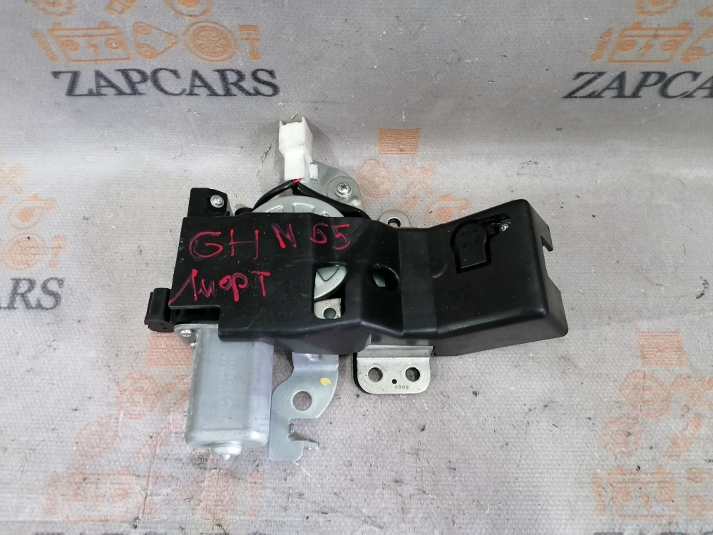 Замок крышки багажника Mazda 6 GH 2010 (б/у)