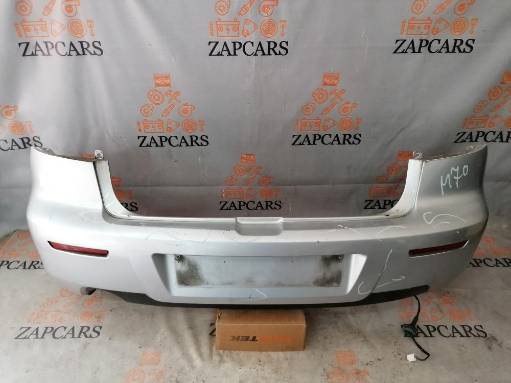 Бампер Mazda 3 BK Z6 2008 задний (б/у)