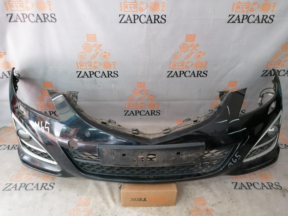Бампер Mazda 6 GH 2010 передний (б/у)