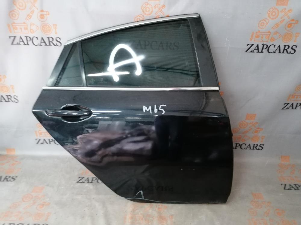 Дверь Mazda 6 GH 2010 задняя правая (б/у)