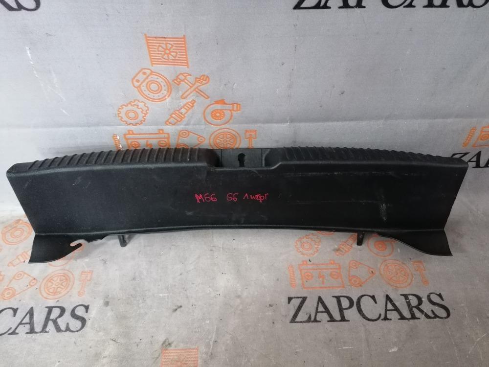 Накладка багажника Mazda 6 GG L8 2006 (б/у)