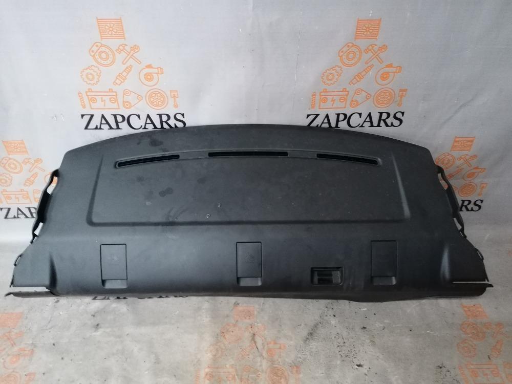 Полка багажника Mazda 3 BK Z6 2008 (б/у)
