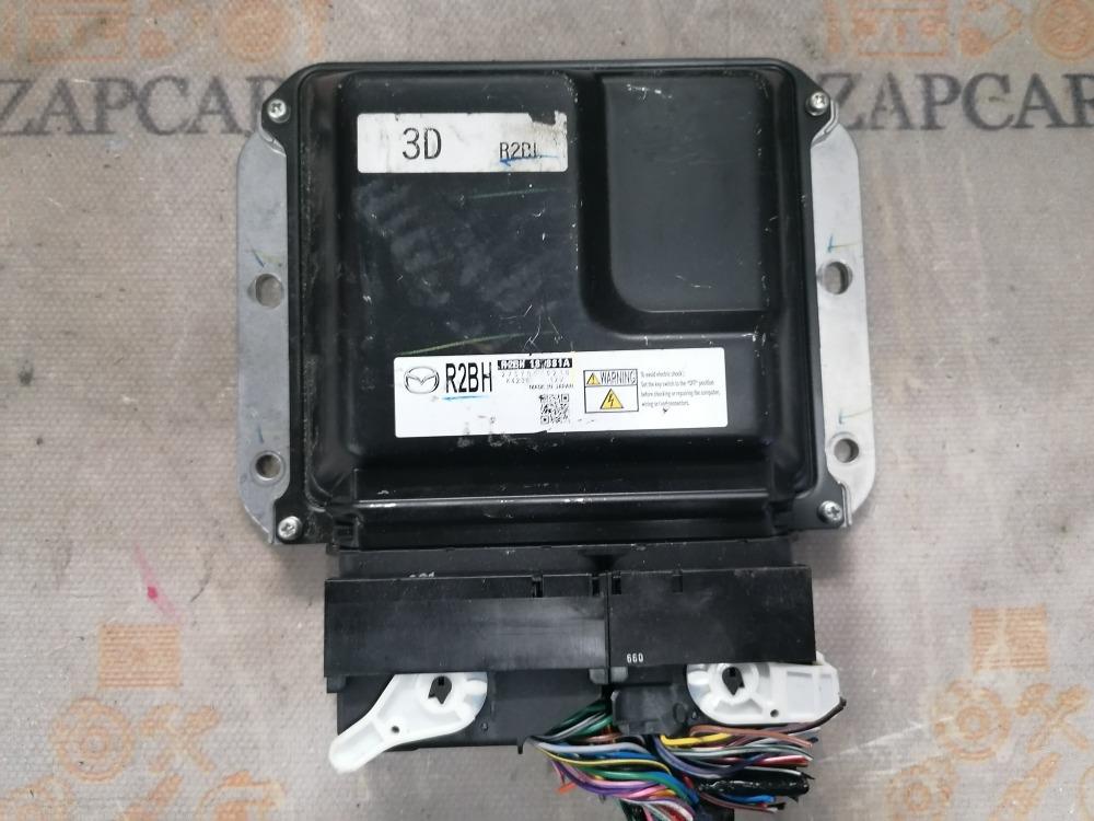 Блок управления двигателем Mazda 6 GH 2010 (б/у)